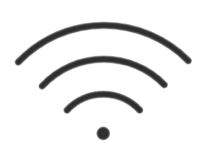 Symbol Wlan, Ferienwohnungen Sankt Englmar